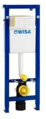 Wisa XT 112 inbouwelement voorwandsysteem, (hxbxd) 1000-1200x380x140-200mm