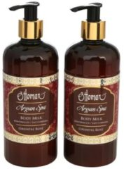 Ottoman Oriental Rose Body Milk 2x 400ml