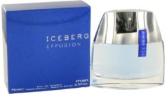 Iceberg effusion homme edt 75 ml spray