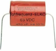 Bipolaire condensator - Visaton