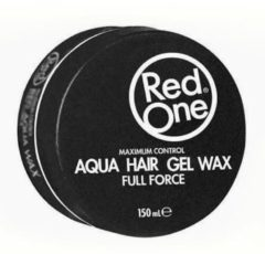 Red One RedOne Haarwax Maximum Control - black aqua 150ml