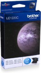 Blauwe Brother LC-1220C - Inktcartridge / Cyaan