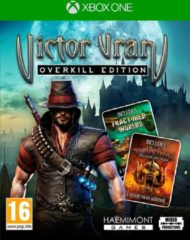 Thq Nordic Victor Vran - Overkill Edition - Xbox One