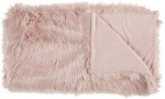 Riviera Maison Rivièra Maison Grandezza - Bedspread - 160x260 cm - Roze
