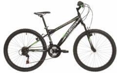 24 Zoll Jungen MTB Fahrrad Atala Invader Atala schwarz