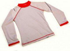 Rode Ducksday - UV shirt kids Lange mouwen - Dot