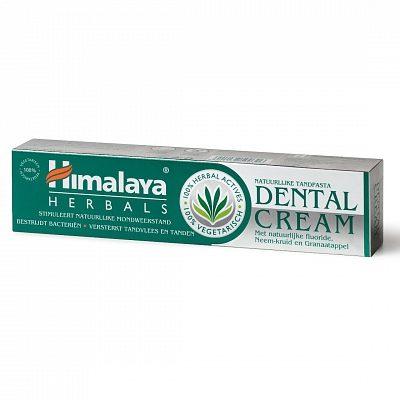 Afbeelding van Himalaya Herbals Dental Cream Neem&Pomegranate Tandpasta 100 ml