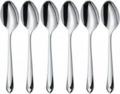 Zilveren WMF Jette Espressolepels - 6-delig