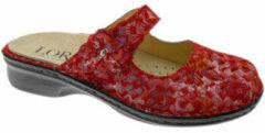 Rode Slippers Calzaturificio Loren LOM2709ro