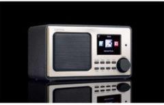 STL Deutschland GmbH STL Lenco DIR-100 Internet Digital Schwarz - Gold Radio DIR-100