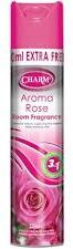 Roze Charm Luchtverfrisser – Aroma Rose, 240 ml