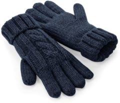 Senvi Kabel Handschoenen - Blauw - Maat S-M