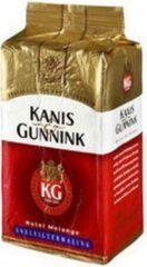 Kanis & Gunnink Koffie snelfiltermaling rood 1000gr DSx6