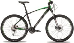 27,5 Zoll Mountainbike 24 Gang Montana Urano Wham schwarz-grün