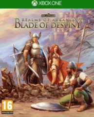 UIG Entertainment Realms of Arkania - Blade of Destiny - Xbox One