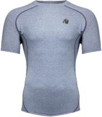 Gorilla Wear Lewis T-Shirt Heren - Lichtblauw - XL