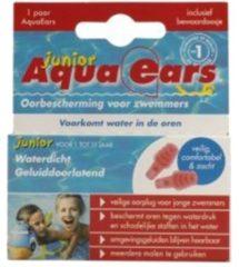 Blauwe AquaEars Sanohra - Water - Kinderen - Oordoppen - 1 paar