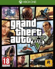 Take Two Grand Theft Auto V (5) /Xbox One (Import)