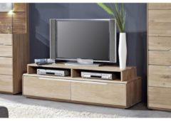 TV-Board OSLO Massivmoebel24 natur hell