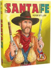 Gele White Goblin Games kaartspel Santa Fe (NL)
