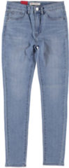 Blauwe Skinny Jeans Levis 721 HIGH RISE SUPER SKINNY
