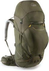 Lowe Alpine - Cerro Torre 65 - Trekkingrugzak maat 65 l - L-XL: 53-63 cm, zwart