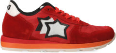 Rosso Sneakers Atlantic Stars Mercury