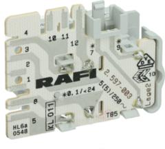 Miele Schalter (2 Drucktasten) für Waschmaschine 5869730