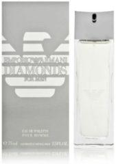 Emporio Armani Armani Emporio diamonds eau de toilette vapo men 75 Milliliter