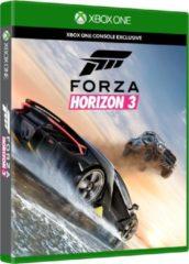 Microsoft Studios Microsoft Forza Horizon 3, Xbox One video-game Basis Engels