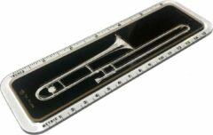 AIM Liniaal trombone 15 cm