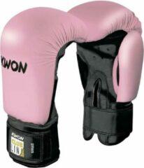 Roze KWON Bokshandschoenen Pointer Pink