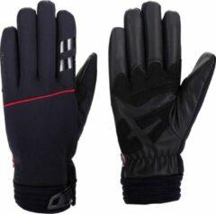 Zwarte BBB cycling (Fiets)handschoen Unisex Fietshandschoenen Maat XXL