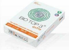 Kopieerpapier BioTop 3 A3 80gr naturel 500vel
