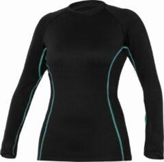 Zwarte Bare Ultrawarmth Base Layer Shirt Dames