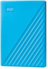 WD WDBPKJ0040BBL-WESN My Passport Externe harde schijf (2.5 inch) 4 TB Blauw USB 3.0