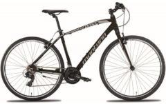 Montana Bike 28 Zoll Mountainbike Montana X-Cross 21... schwarz, 54cm