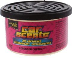 Roze California Scents Luchtverfrisser Blik Coronado Cherry 42 Gram