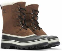 Donkerbruine Sorel Caribou� Snowboots Heren - Maat 40