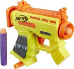 Oranje Hasbro NERF Microshots Fortnite AR-L - Blaster