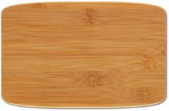 Bruine Kela 11870 Rechthoekig Bamboo Hout keukensnijplank