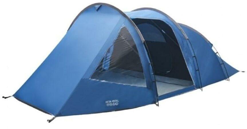 Afbeelding van Vango Beta 450XL / 4 Persoons Tent - Blauw