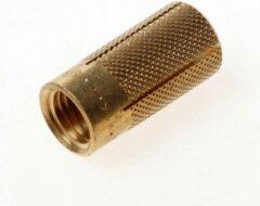Sormat Fischer Messingplug MS m16 x 43mm