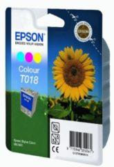 Cyane Epson T018 - Inktcartridge / Cyaan / Magenta / Geel