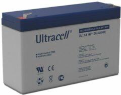 Witte Ultracell Loodaccu 6 Volt 12 Ah