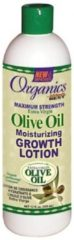 Africas Best Organics Olive Oil Moisturizing Growth Lotion 340 ml