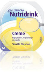 Nutricia Nutridrink Creme Vanille 4 x 125 gr