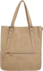Enrico Benetti Kate dames Shopper schoudertas 66355 - Taupe