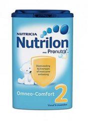Nutrilon Omneo 2 - vanaf 6 maanden - dieetvoeding bij krampjes en/of moeizame ontlasting - 800 gram - Flesvoeding