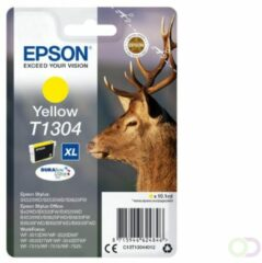 Epson Stag inktpatroon Yellow T1304 DURABrite Ultra Ink